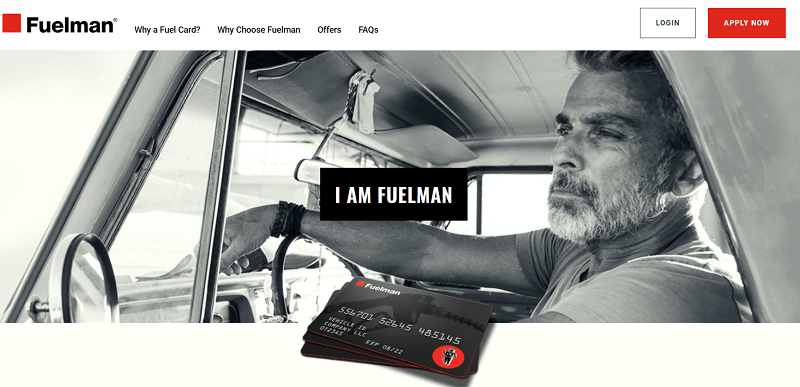 Fuelman Fleet and fuel cards