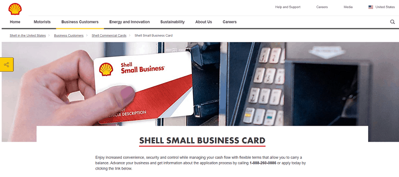 Sheel fleet and fuel cards